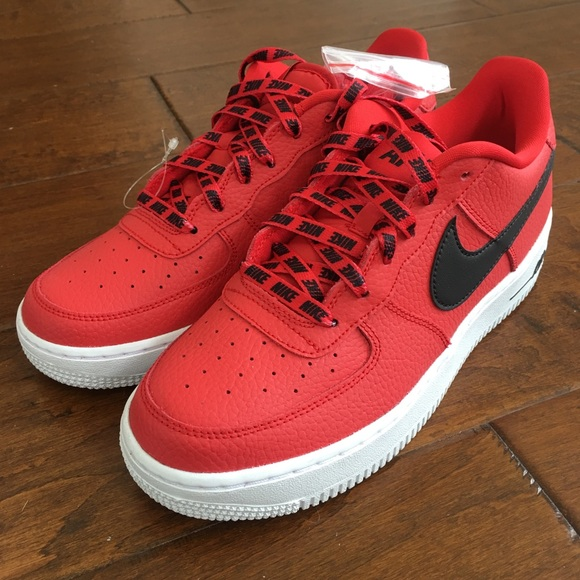 premium selection eb216 d574d Nike Air Force 1 LV8 GS Kids 820438-606 Red White